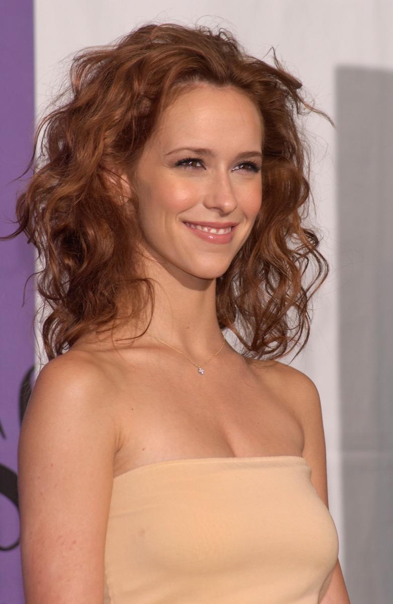 Jennifer Love Hewitt in 2001
