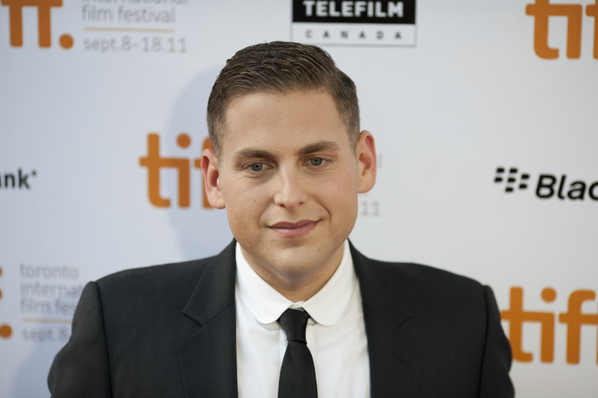 Jonah Hill at TIFF in 2011