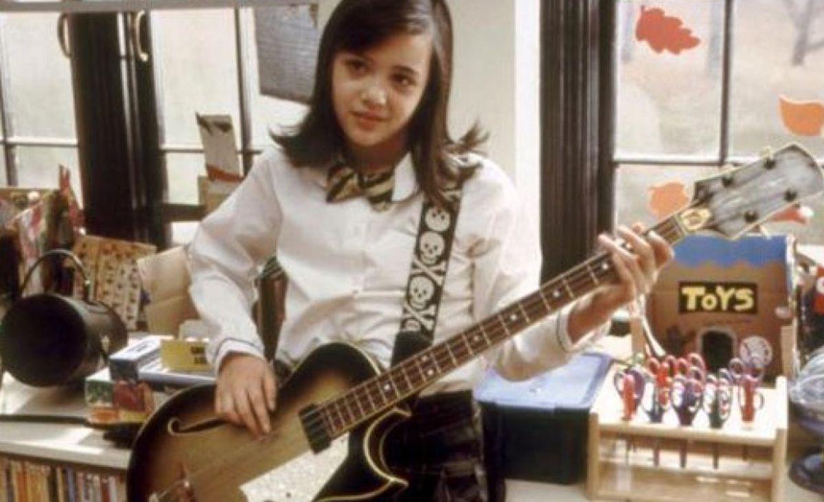 """Rivkah Reyes as Katie in """"School of Rock"""""""