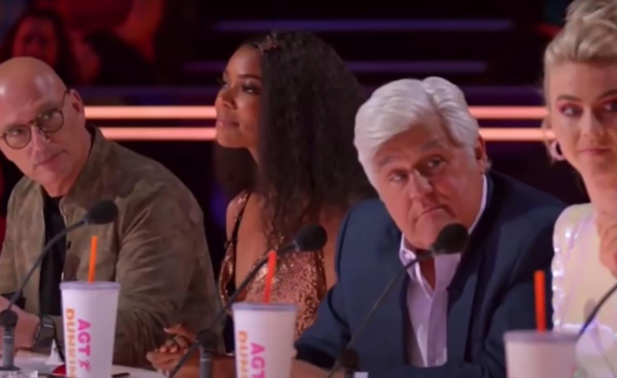 "Jay Leno on ""America's Got Talent"""