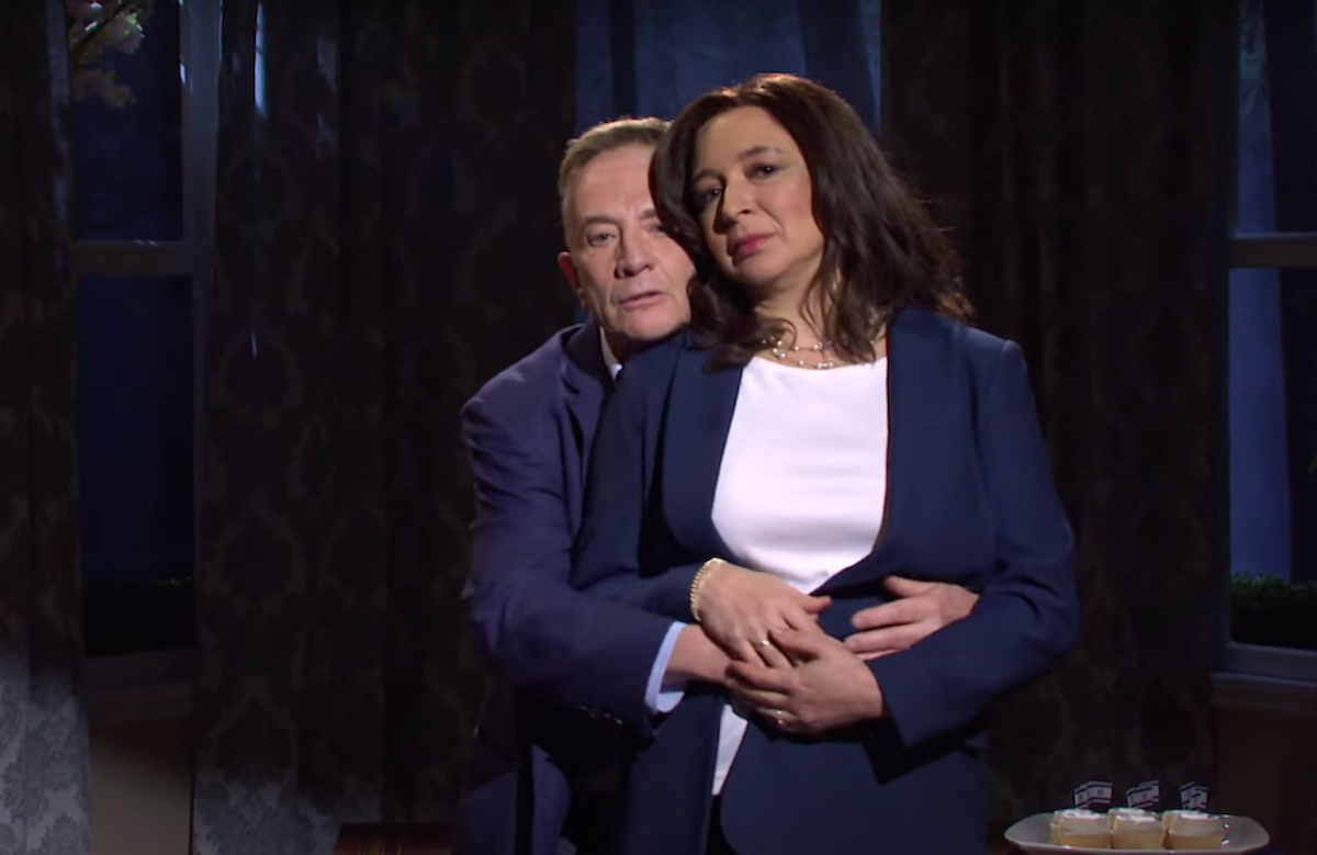 "Martin Short and Maya Rudolph on ""SNL"""