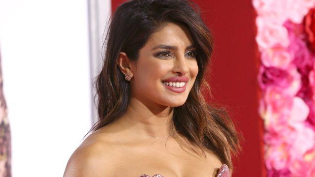 "Priyanka Chopra at the premiere of ""Isn't It Romantic"" in 2019"