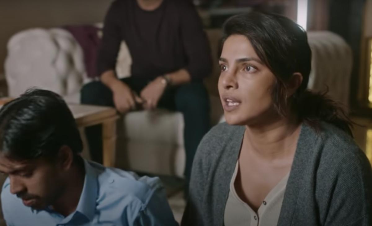 "Priyanka Chopra in ""The White Tiger"""