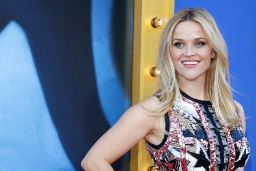 """Reese Witherspoon at the premiere of """"Sing"""" in 2016"""