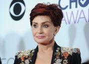 Sharon Osbourne in 2016