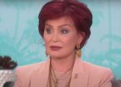 "Sharon Osbourne on ""The Talk"""