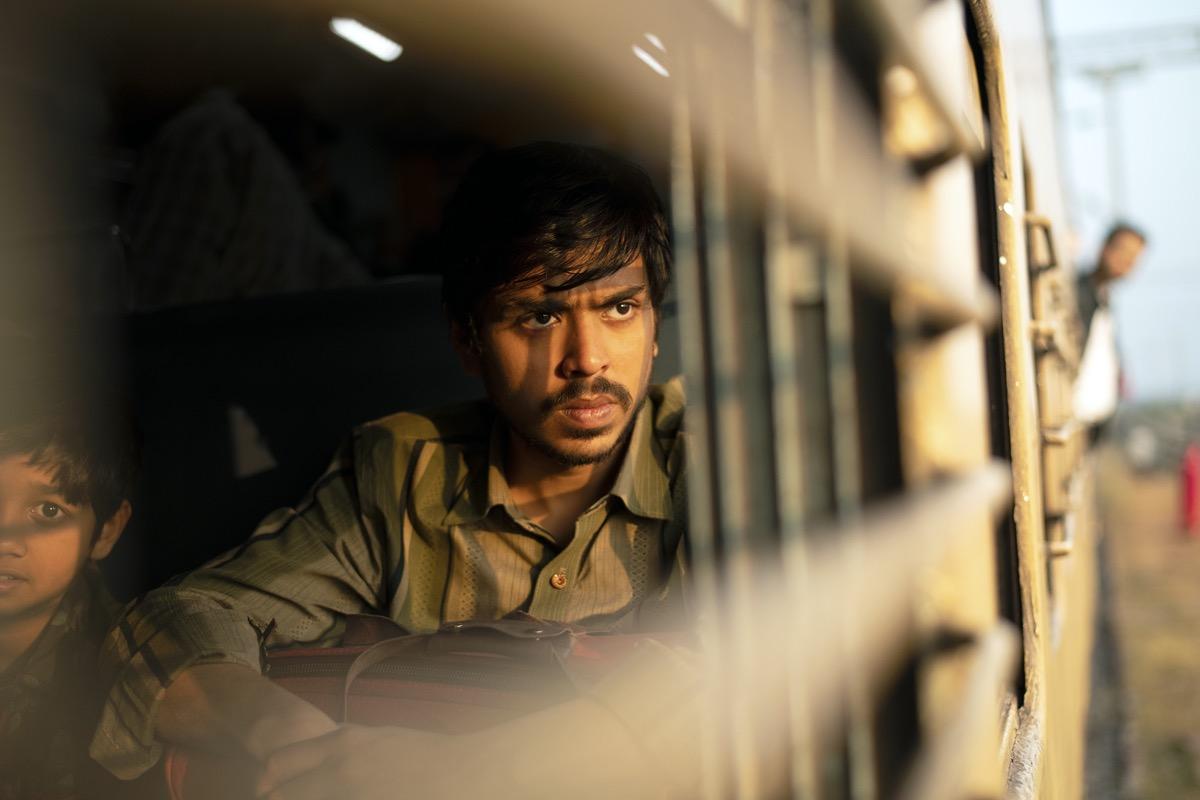 Adarsh Gourav in The White Tiger