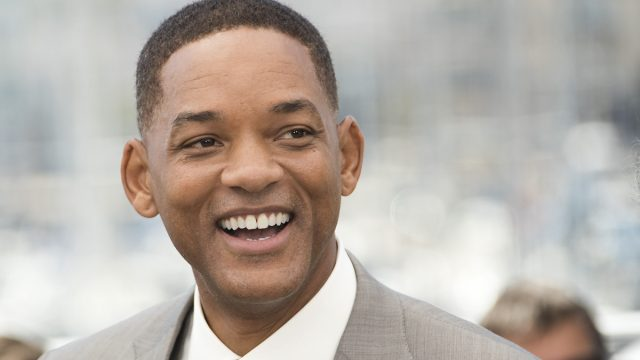 Will Smith at the Cannes Film Festival in 2017