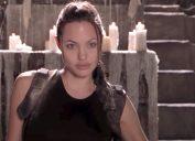 Angelina Jolie as Lara Croft Tomb Raider
