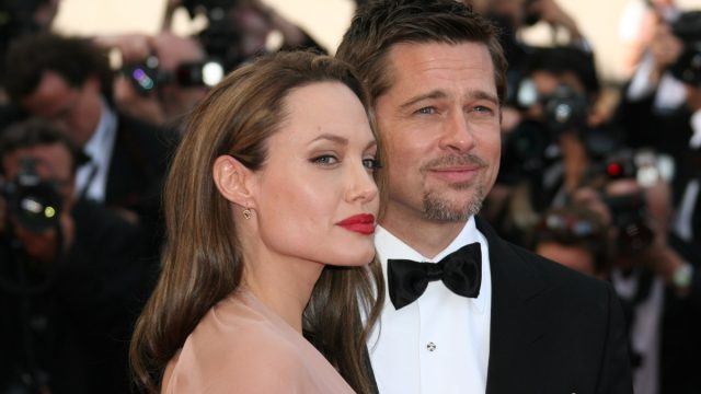 Cannes,,France, ,May,20:,Angelina,Jolie,And,Brad,Pitt