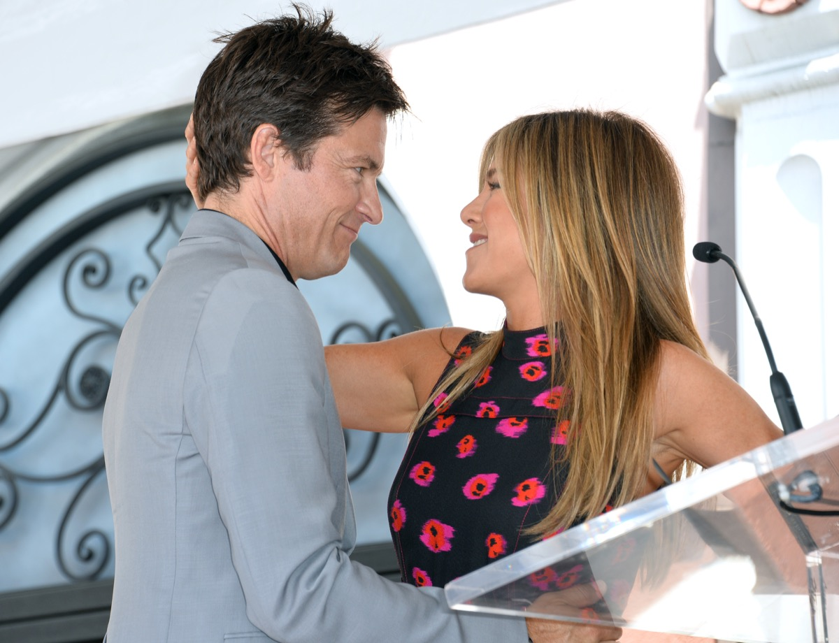 Jennifer Aniston and Jason Bateman