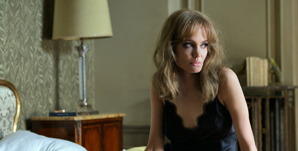 """Angelina Jolie in """"By the Sea"""""""