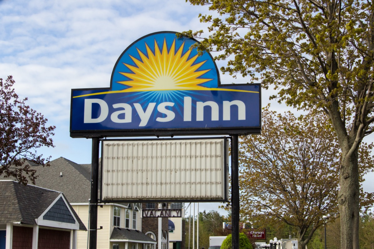 Days Inn and Suites in Mackinaw City, Michigan