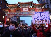 Vigil Held In Washington, DC To Remember And Honor Atlanta Shooting Victims