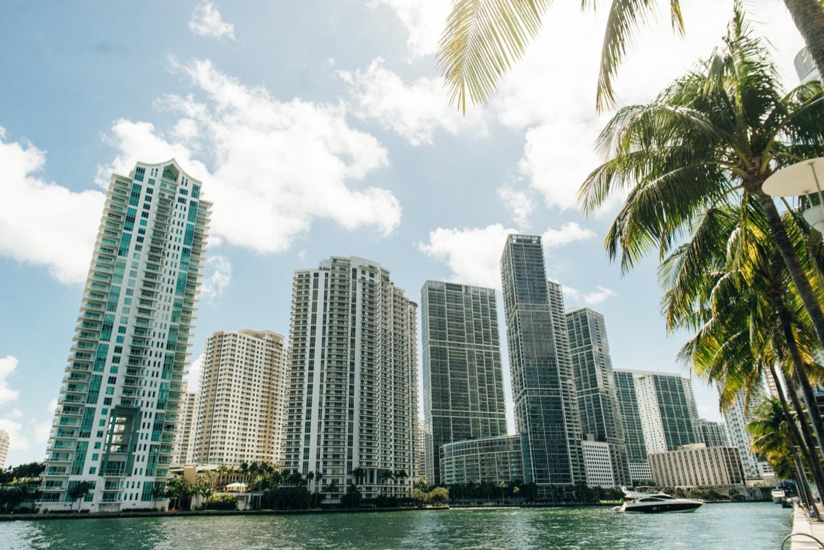 cityscape photo of Florida City in Miami, Florida