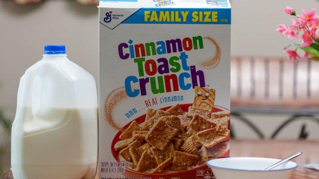 found in cinnamon toast crunch photo