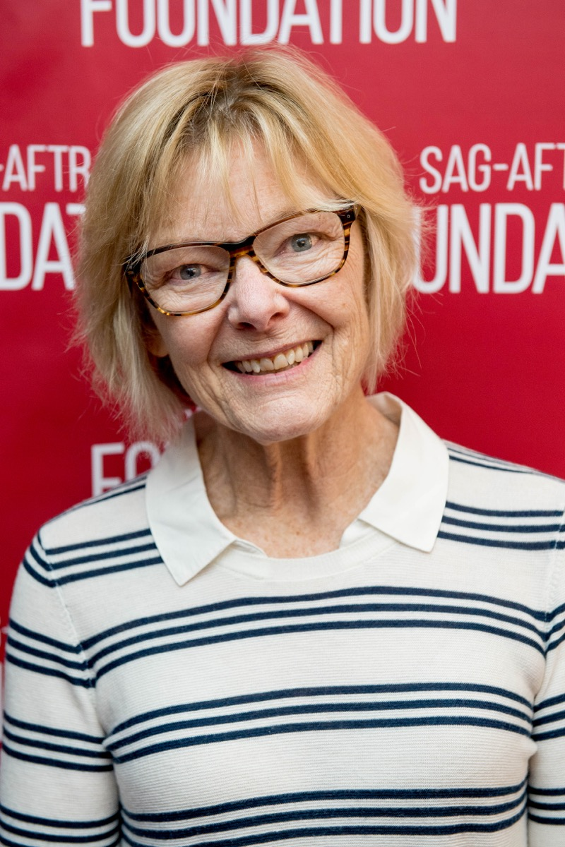 Jane Curtin at the SAG-AFTRA Foundation Conversations: Career Retrospective in 2018