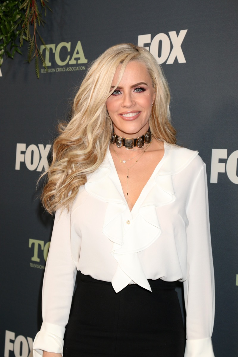 Jenny McCarthy at the TCA All-Star Party in 2019