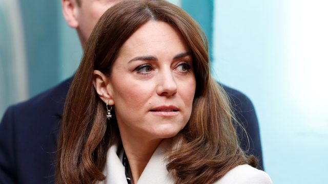 Catherine, Duchess of Cambridge visits Jigsaw, the National Centre for Youth Mental Health in Ireland, which provides vital support to young people aged 12-25 on March 4, 2020 in Dublin, Ireland