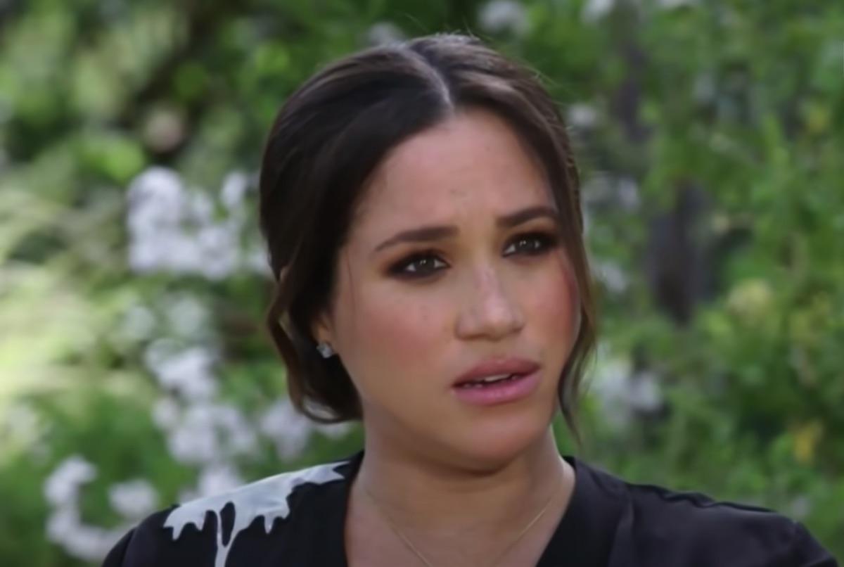 Markle Markle talks about her father Thomas Markle during Oprah interview
