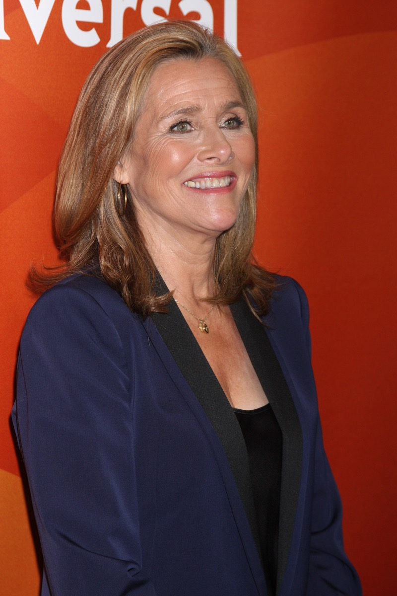 Meredith Vieira at the NBCUniversal TCA in 2014