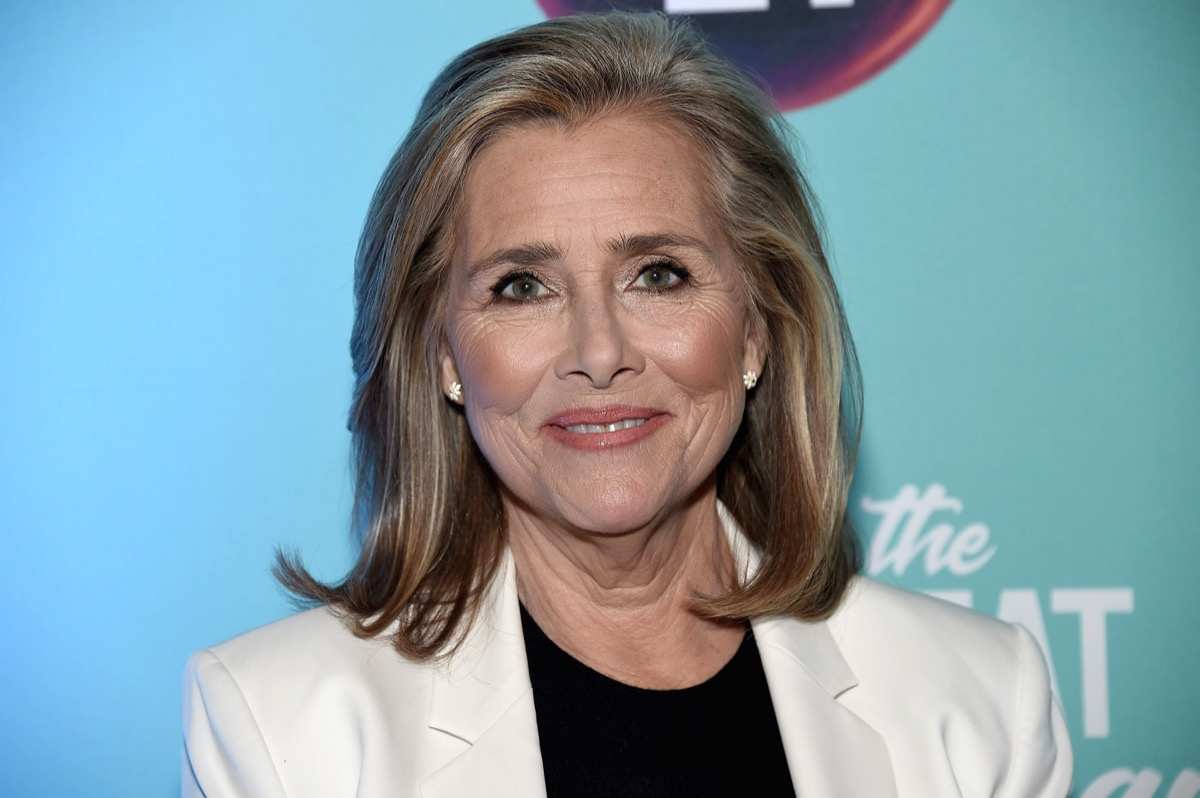 """Meredith Vieira at """"The Great American Read Grand Finale"""" in 2018"""