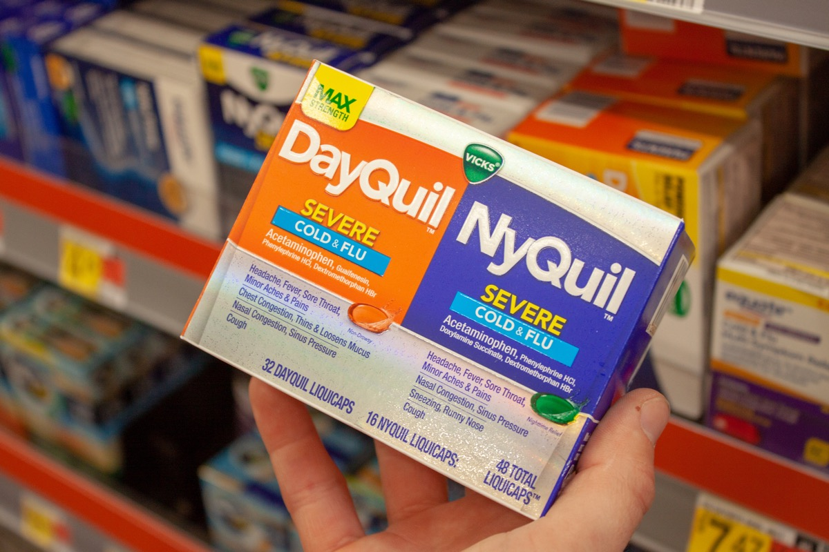 nyquil and DayQuil in one pack