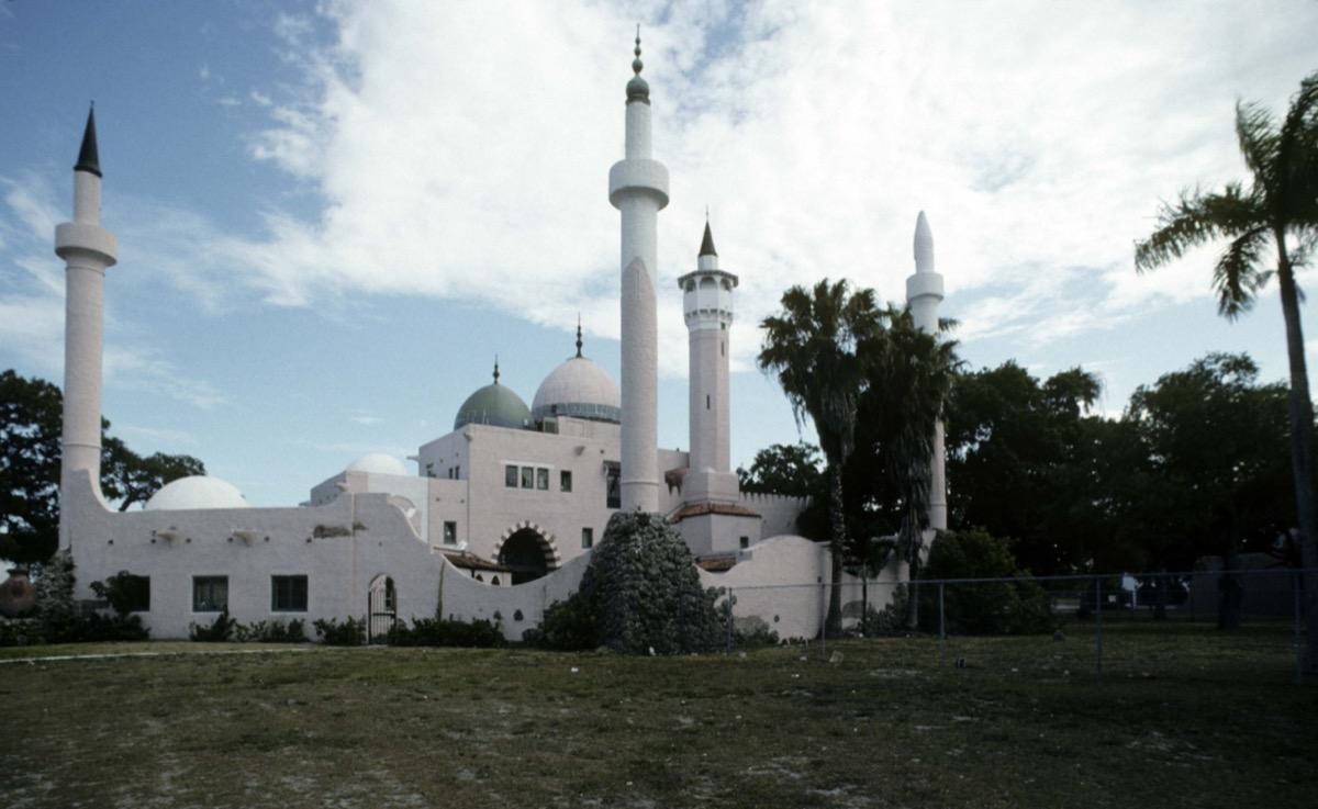 Opa Locka City Hall in Opa Locka, Florida