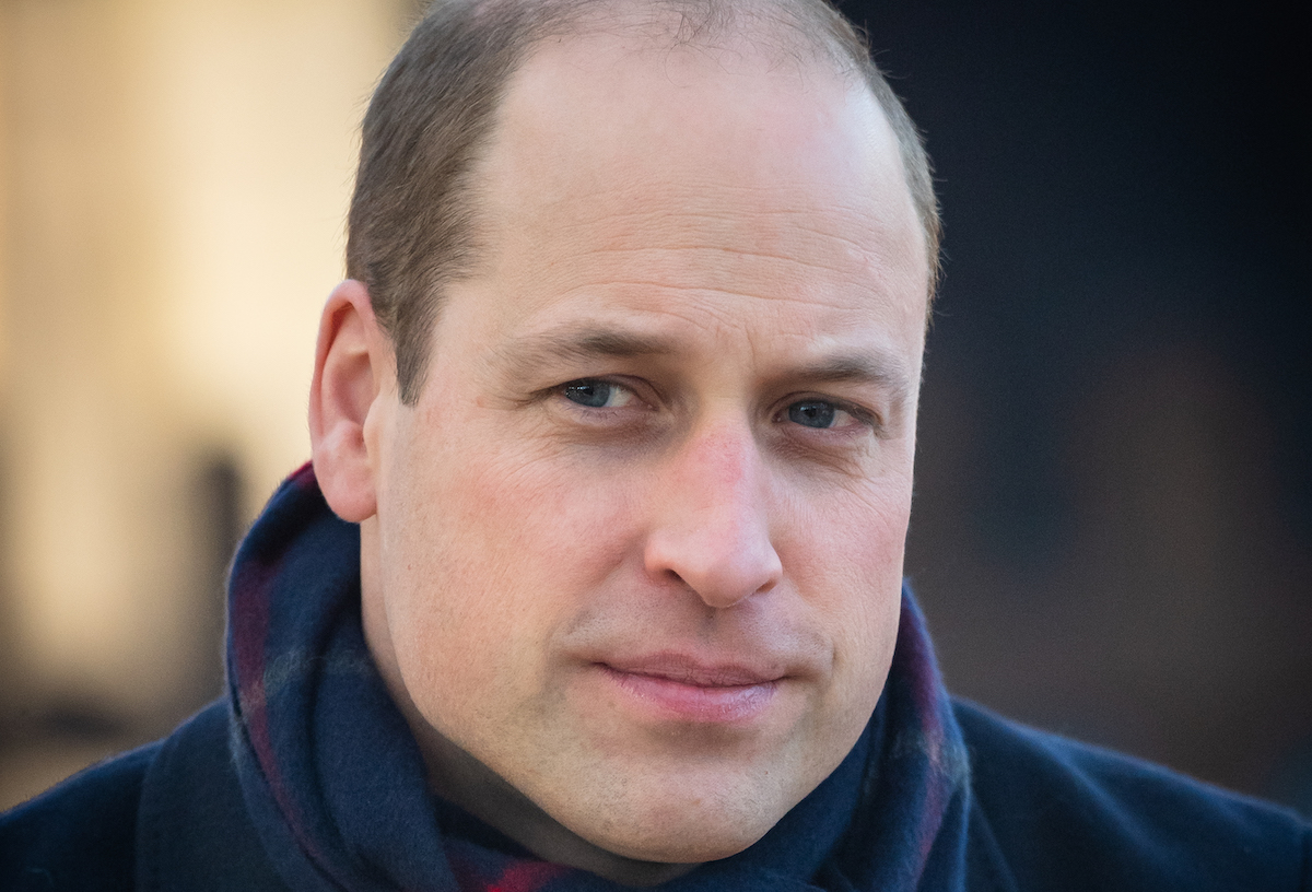 Prince William, Duke of Cambridge visits Cardiff Castle on December 08, 2020 in Cardiff, Wales