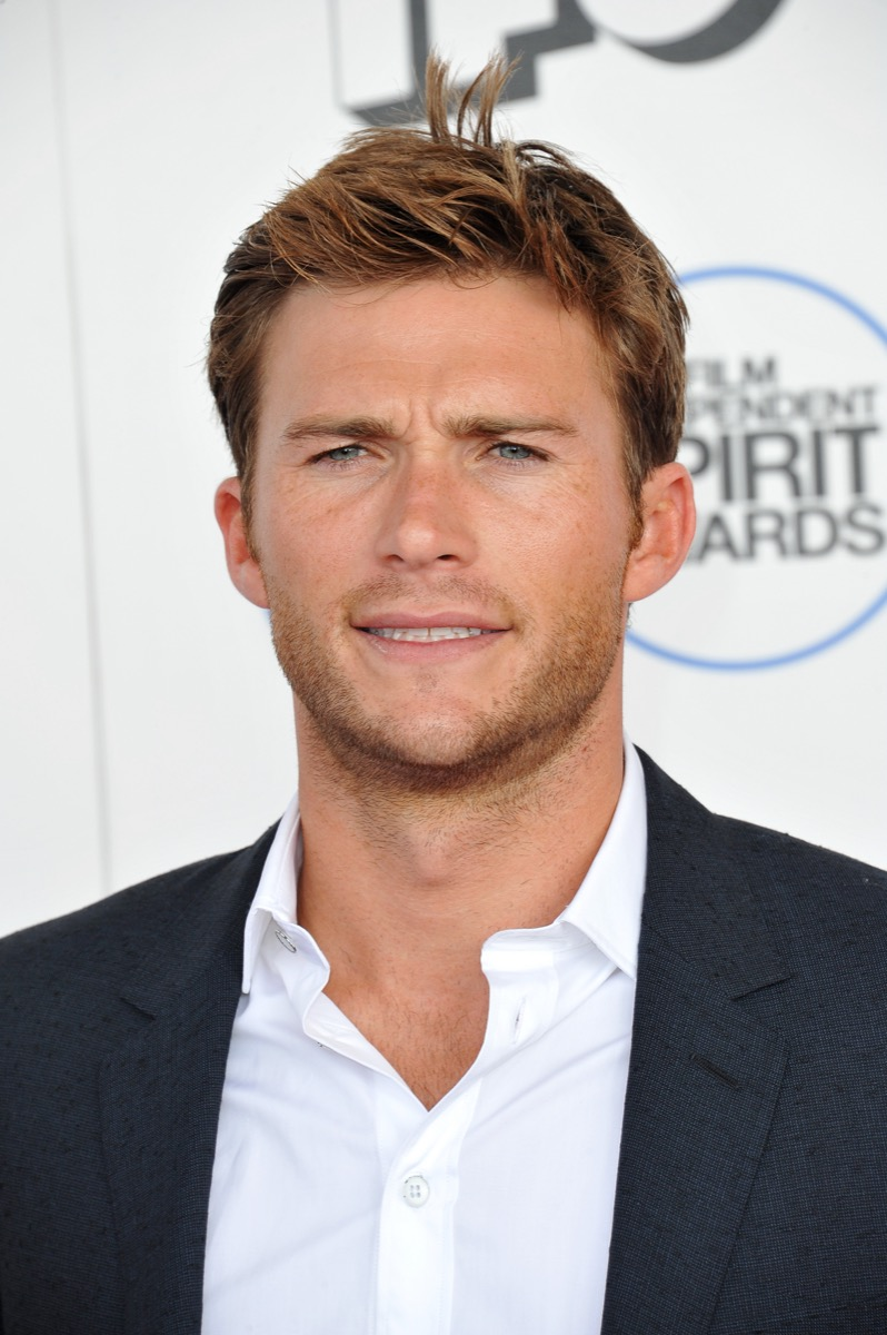Scott Eastwood at the Film Independent Spirit Awards in 2015