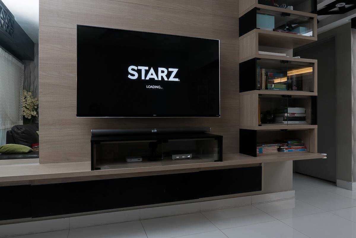 Starz streaming service