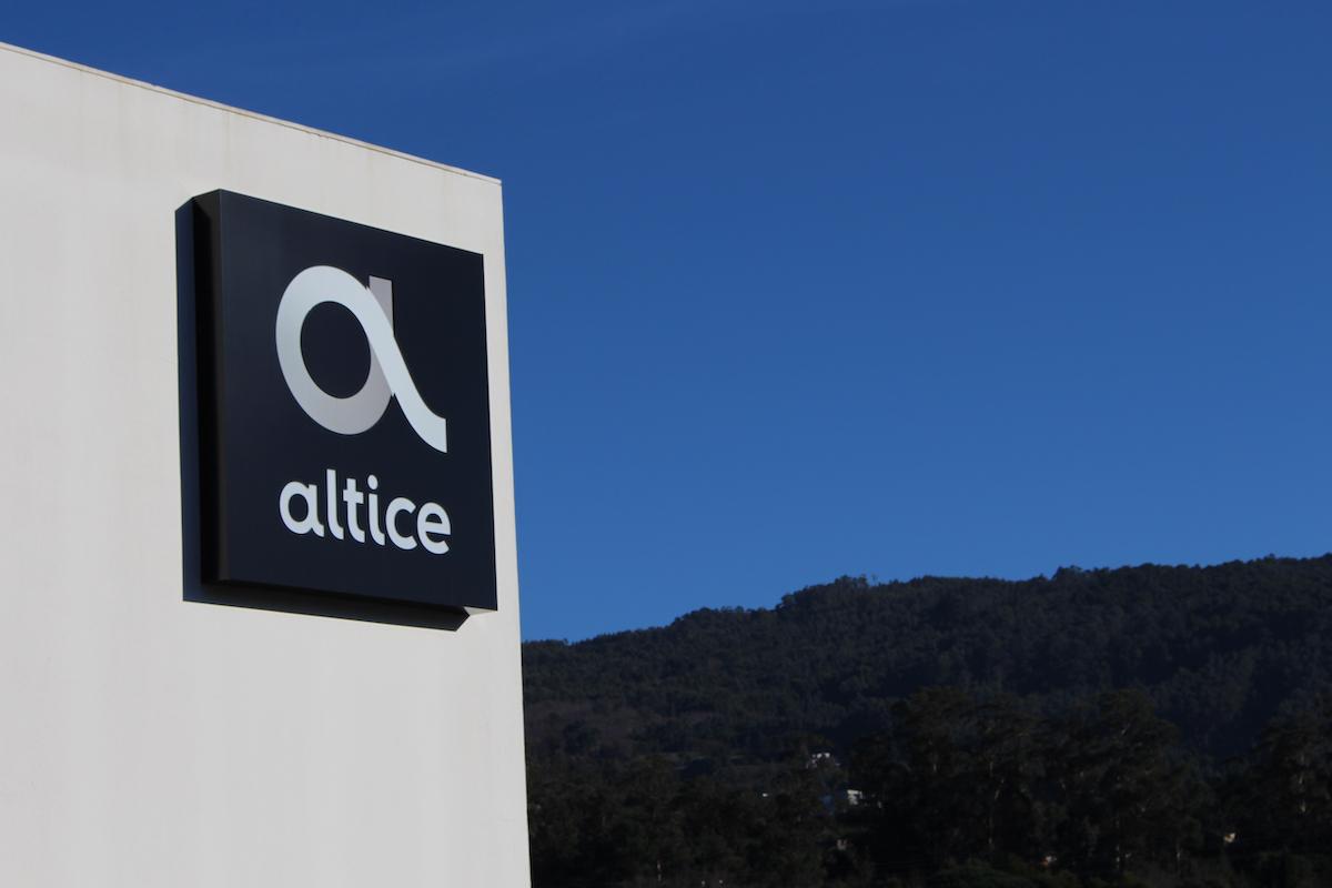 Altice building