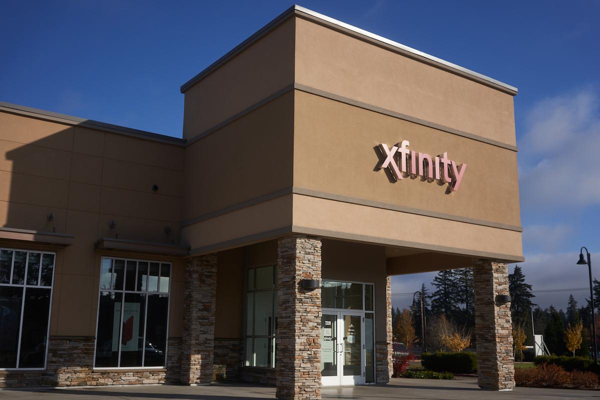 xfinity store exterior