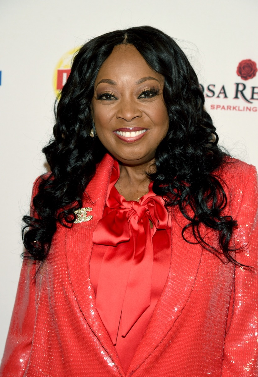 Star Jones at the Red Dress Awards in 2020