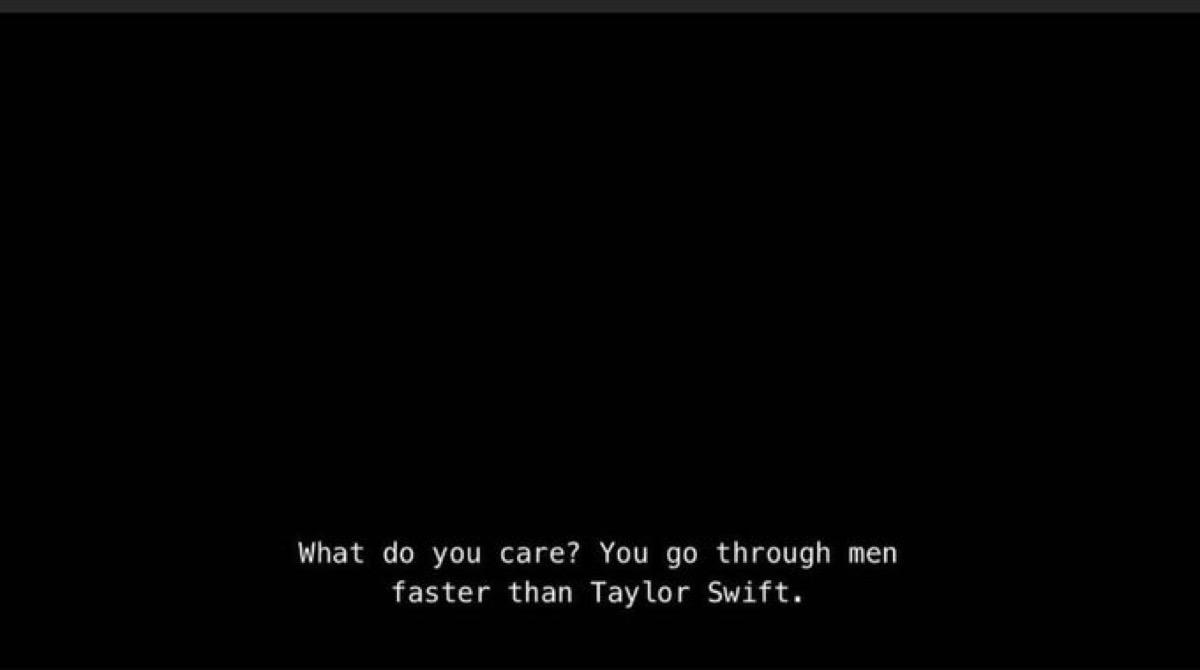 """Netflix joke about Taylor Swift on """"Ginny & Georgia"""""""