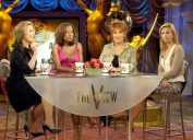The View Cast at the Daytime Emmy Awards in 2006