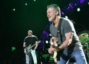 Eddie and Wolfgang Van Halen