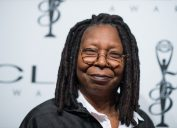Whoopi Goldberg at the CLIO Awards in 2014