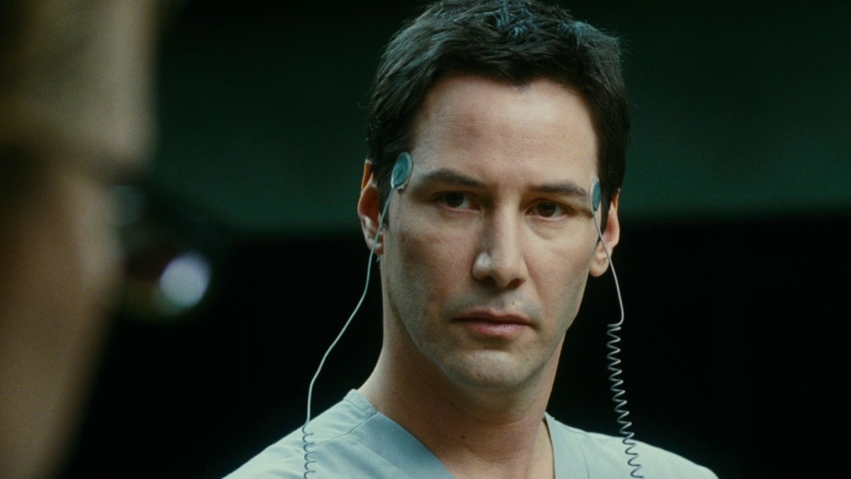 keanu reeves in the day the earth stood still