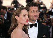 Angelina Jolie and Brad Pitt at the Cannes Film Festival in 2009