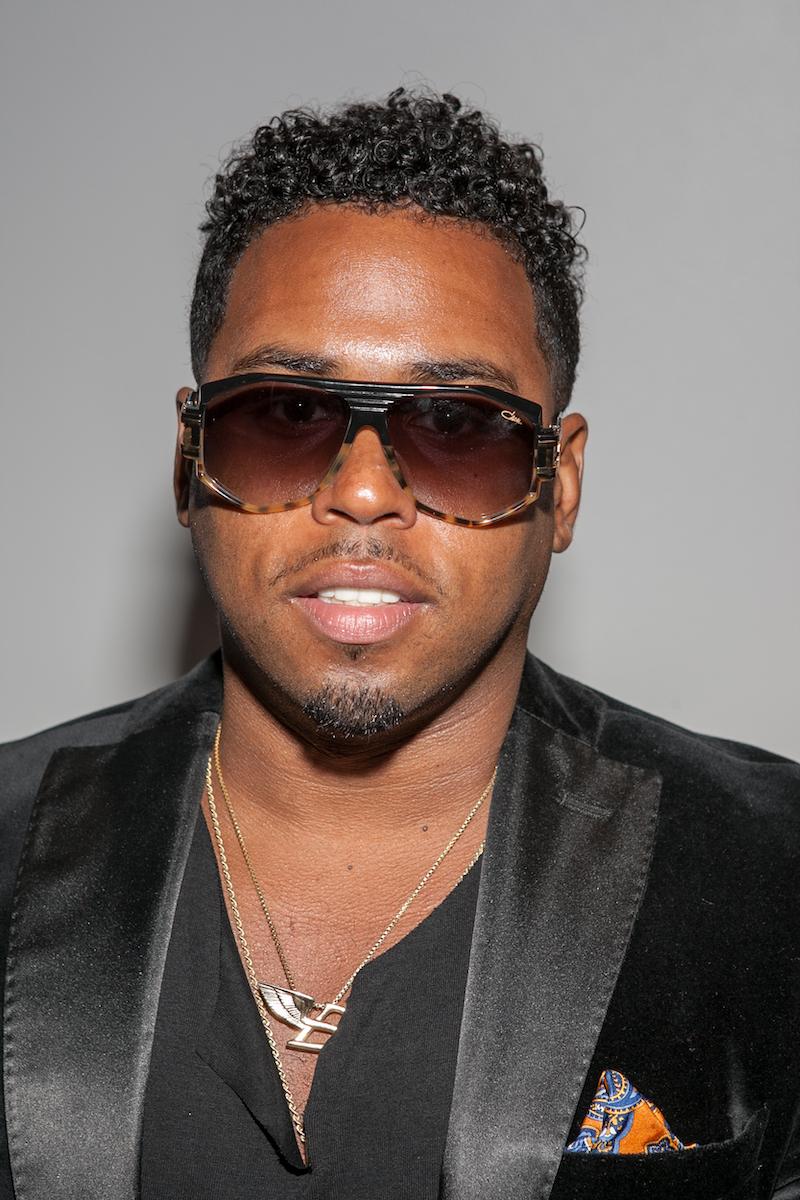Bobby V at the BMI R&B/Hip Hop Awards in 2016