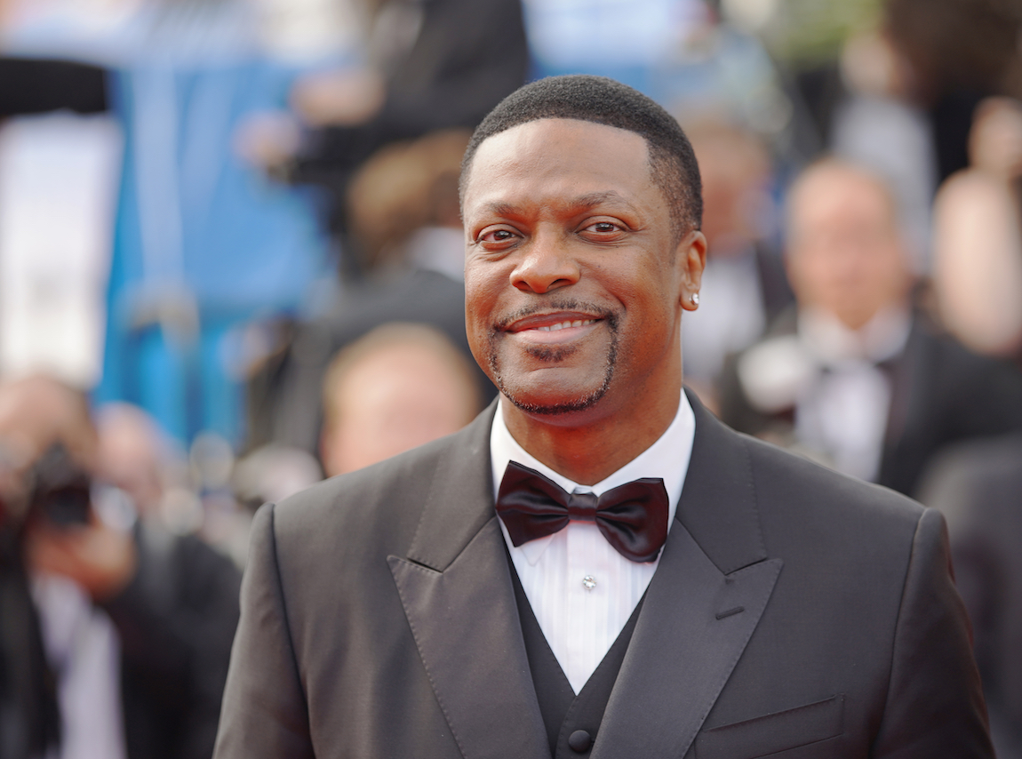 Chris Tucker at the Cannes Film Festival in 2019