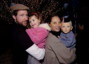 Christy Turlington Edward Burns and kids