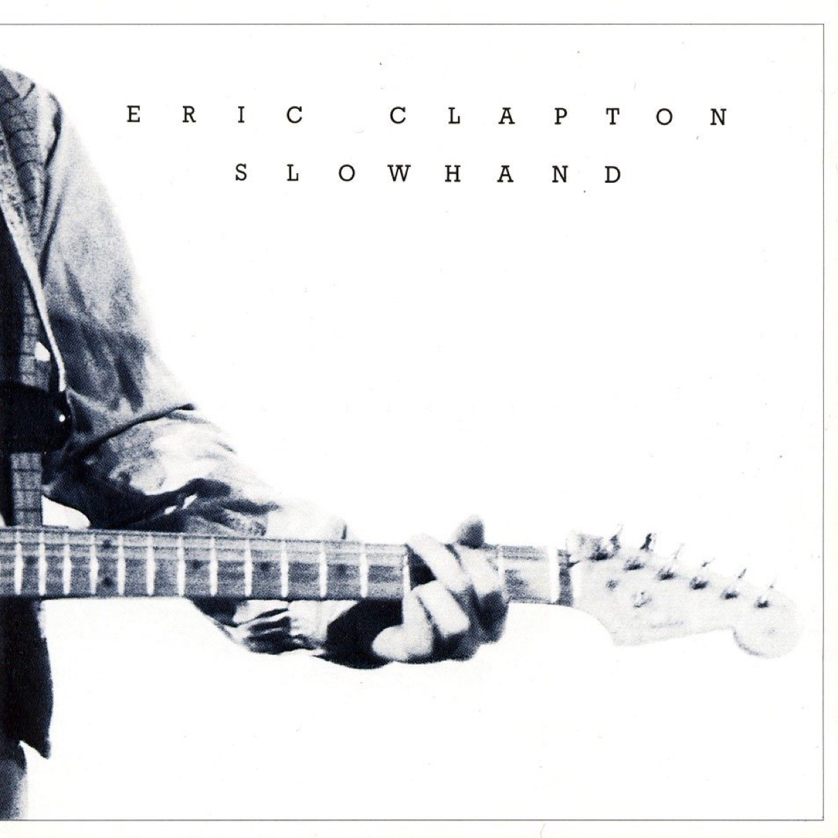 """Eric Clapton """"Slowhand"""" Cover"""