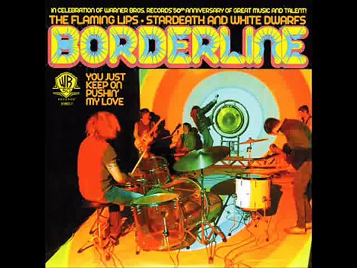 "Flaming Lips ""Borderline"" Cover"