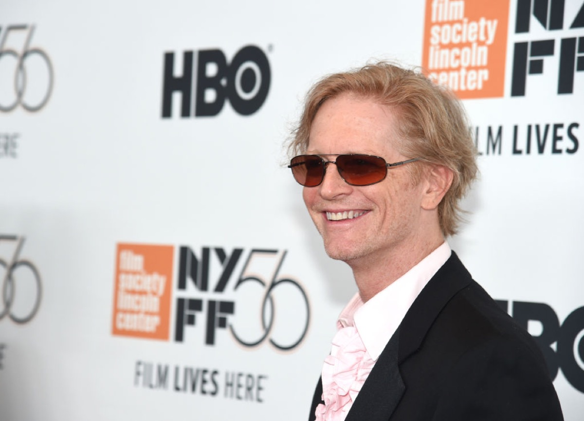 eric stoltz on the red carpet