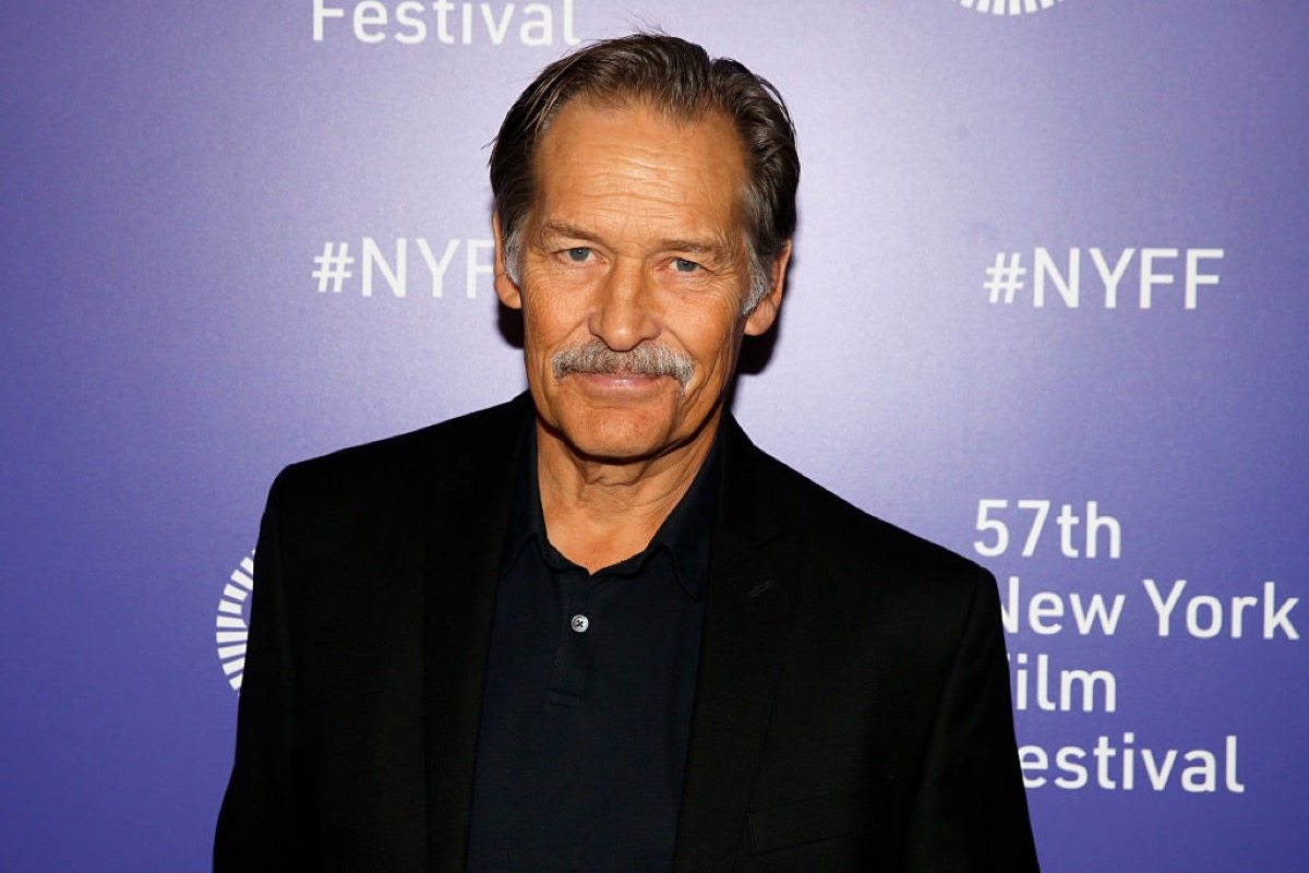 james remar on the red carpet
