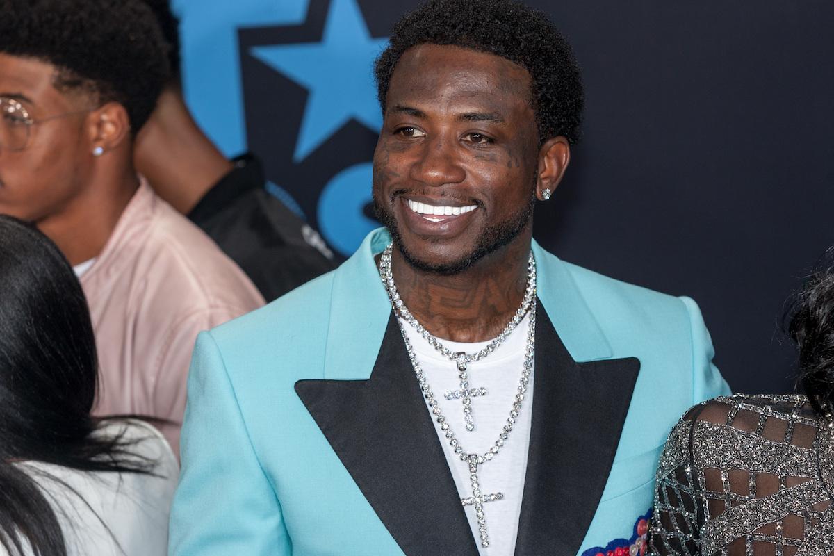 Gucci Mane at the 2017 BET Awards