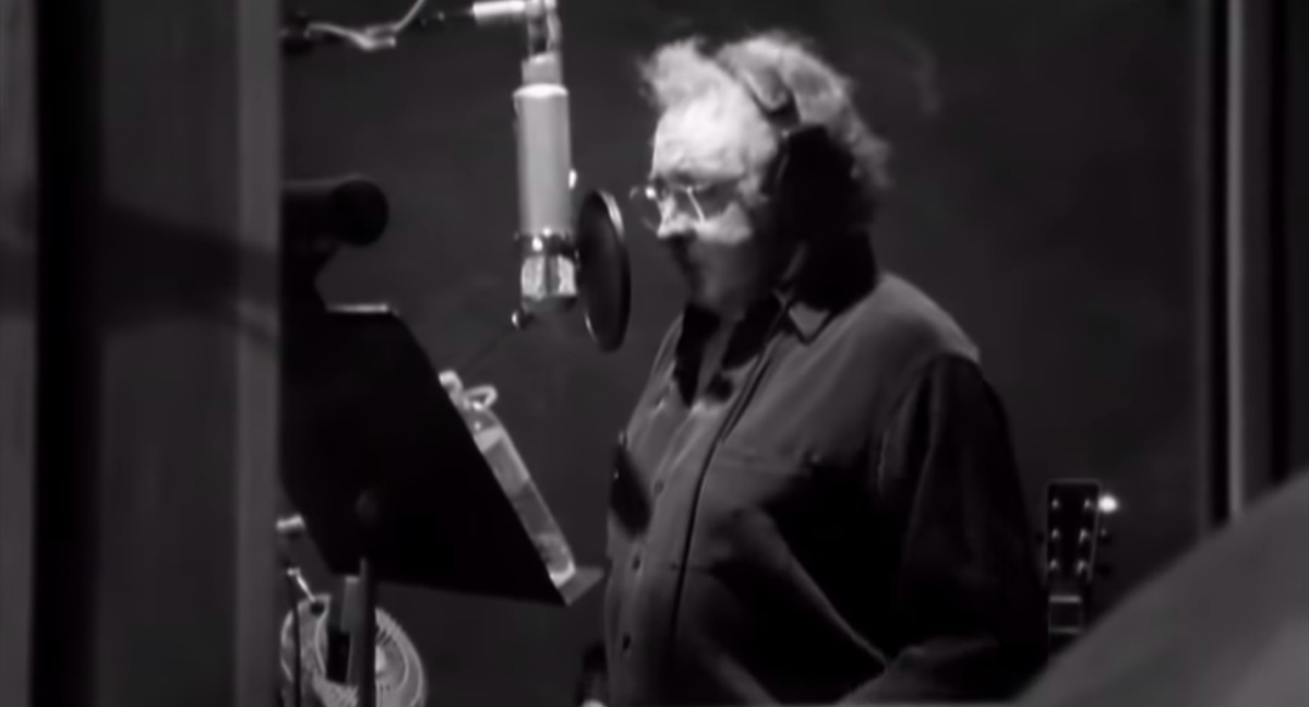 """Johnny Cash """"Rusty Cage"""" Music Video"""