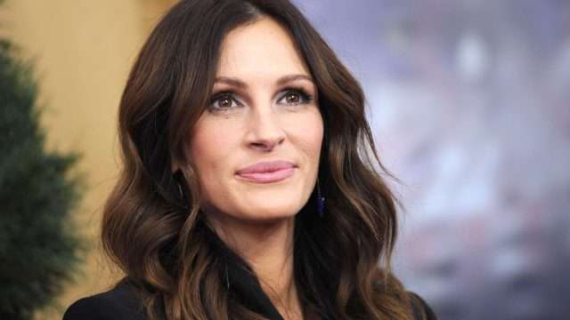 """Julia Roberts at the premiere of """"Eat Pray Love"""" in 2010"""